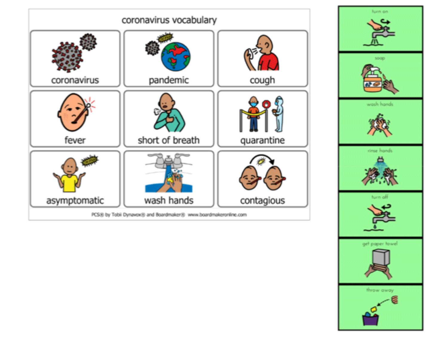 noarmaker symbols