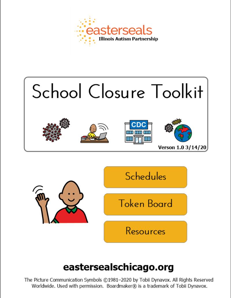 School closure toolkit cover