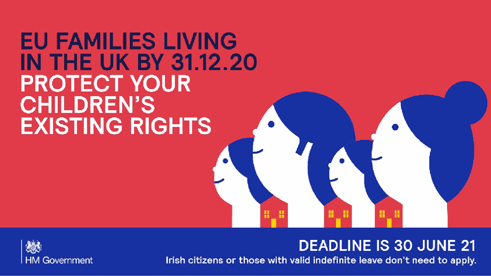 Protect your families rights - EU graphic