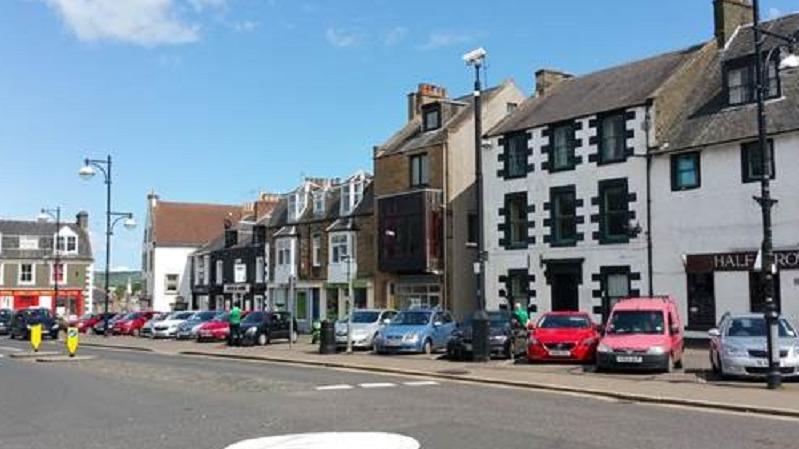 Image of Inverkeithing High Street
