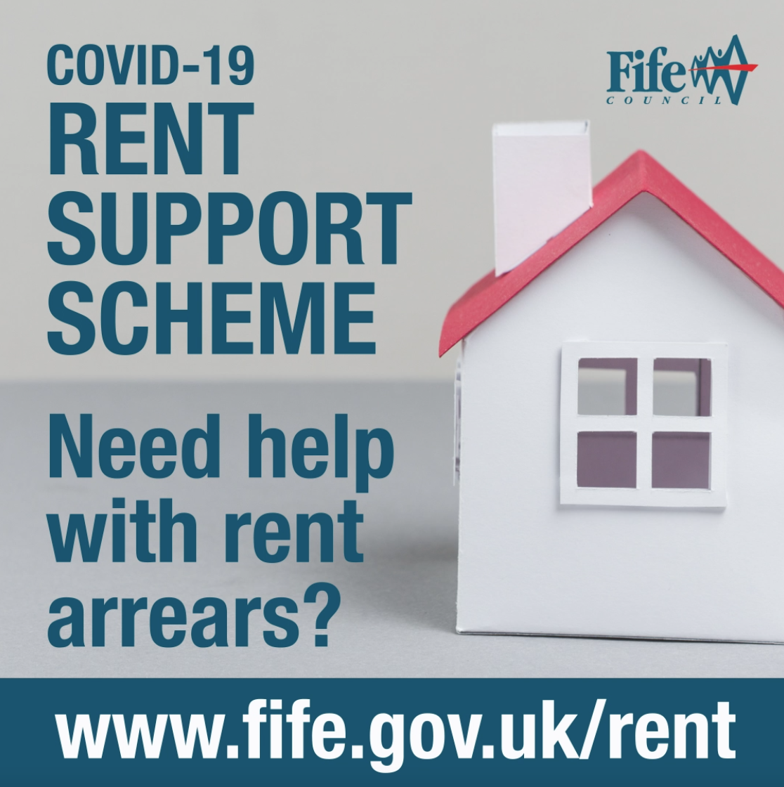 We can help with your rent - house
