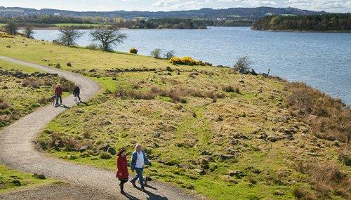 Lochore meadows park