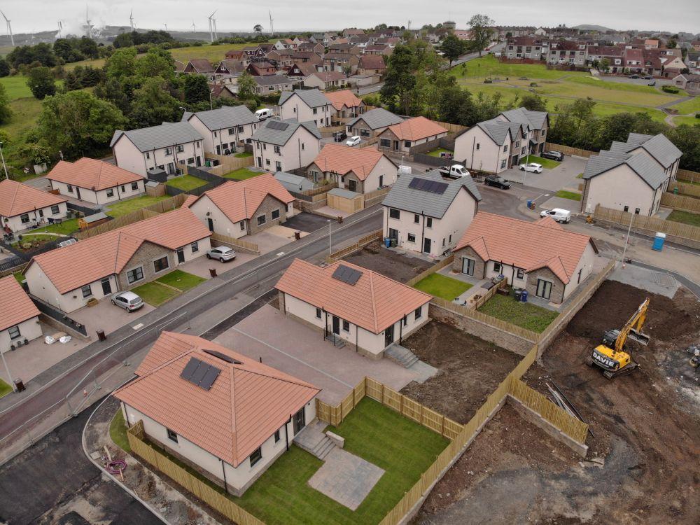 Housing in Fife