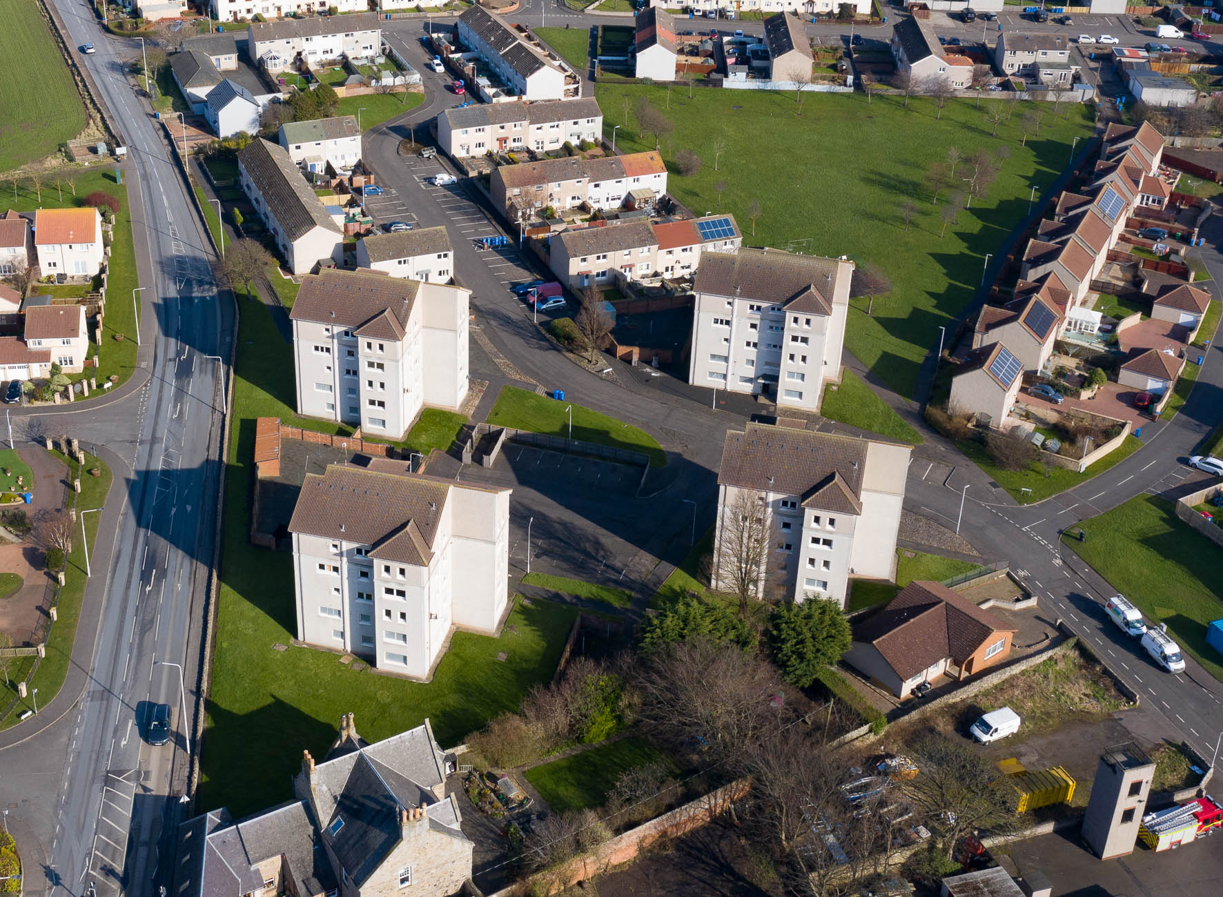 Mayview Site, Anstruther