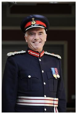 Mr Robert Balfour, Lord-Lieutenant of Fife